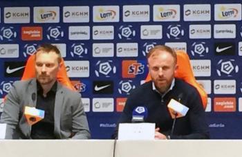Piotr Stokowiec: Mecz oceniam pozytywnie