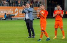 Dawid Pakulski testowany przez Slovan Liberec