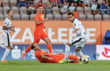 Skrót meczu: Zagłębie Lubin 1:2 Jagiellonia Białystok