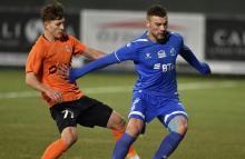 Lekcja futbolu w pierwszym sparingu w 2020 roku | Dynamo M. 5:1 Zagłębie