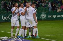 Skrót meczu: Warta Poznań 0:2 Zagłębie Lubin