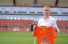 Paweł Żyra nowym piłkarzem Bruk-Bet Termaliki
