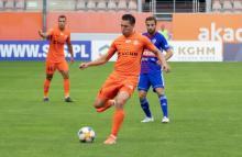 Skrót meczu: Dynamo Moskwa 5:1 Zagłębie Lubin